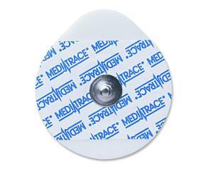 Medi-Trace 535 Foam Diaphoretic ECG Electrodes, case of 600