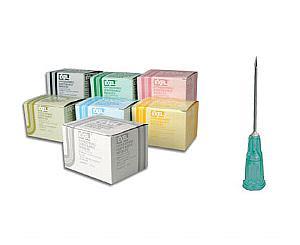 """Hypodermic Needles 20G X 1"""" , Box/100"""