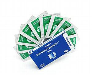 """Certi-Green Surface Cleaner Towelettes - 5"""" x 8"""""""