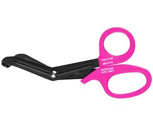 "Premium Fluoride Scissor, 5.5"", Neon Pink"