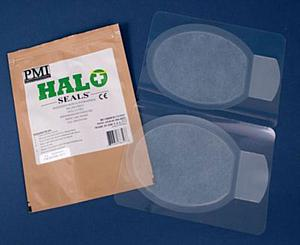 Halo Chest Seals- 2 Pack