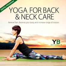 Yoga for Back & Neck Care Workshop