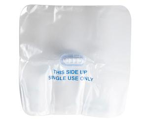 CPR Face Shield w/ One-Way Valve