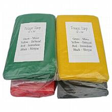 TR07-SET w/o carry bag (4) Triage Tarps