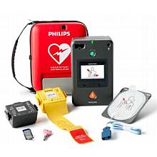 Philips Heartstart FR3 Defibrillator 861389 w/ECG