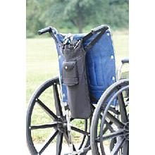 Wheelchair bag for cylinders