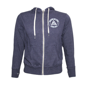 Gracie Academy French Terry Zip (Unisex)