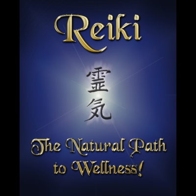 Art: Reiki - The Natural Path to Wellness