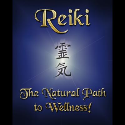 Art: Reiki - The Natural Path to Wellness