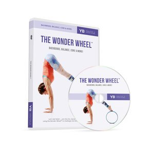 DVD The Wonder Wheel® Let's Get Rollin'! Level beginning and intermediate