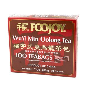 WuYi Mtn. Oolong Tea - Foojoy