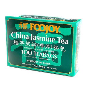 China Jasmine Tea -Foojoy