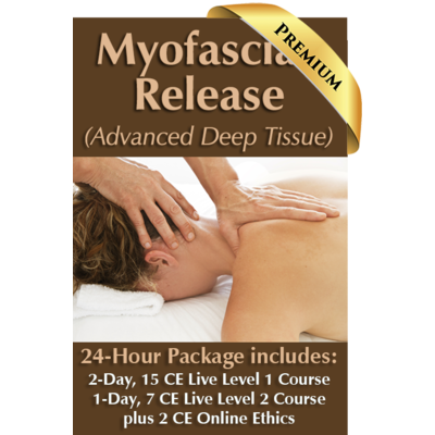Myofascial Release Premium Course Package