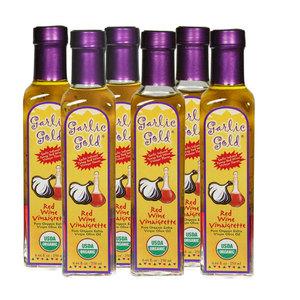 Garlic Gold Red Wine Vinaigrette - case